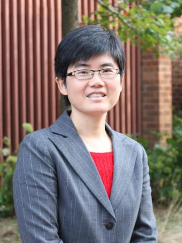 Lily Zhang is the Senior Associate Director of ISSS and oversees the immigration services provided to all international students, scholars, and employees at Penn.