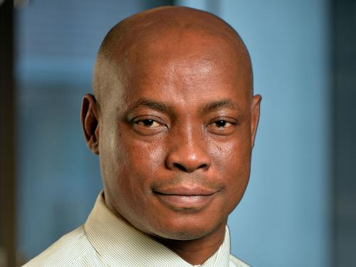 Dr. Ocek Eke is Director for Global and Local Service Learning Programs at the School of Engineering & Applied Science