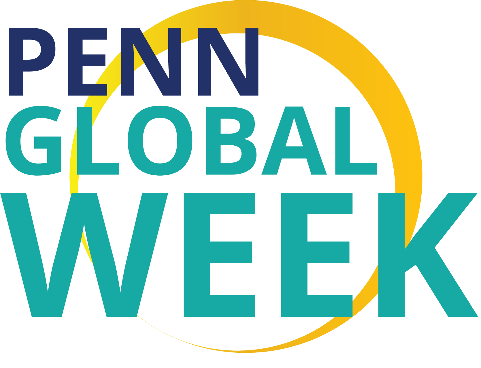 Penn Global Week Logo