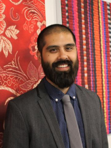 Ryan Villanueva is Assistant Director of Integration & Community Engagement at ISSS