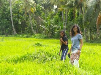 Neelima in Sri Lanka