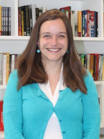 Headshot of Alice Krainock