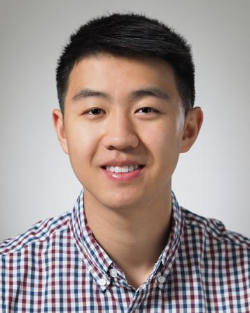 Tim Wang headshot