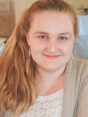 Portrait of Sarah Diggins