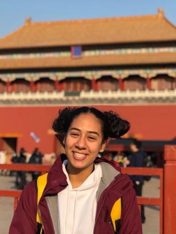 Giovanna Varlotta in China