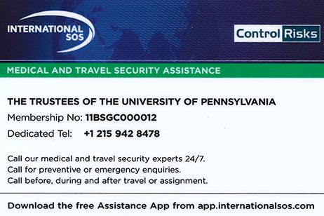 Insurance | Travel Guidance