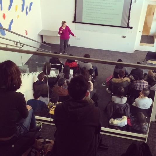 Image of Career Services Workshop