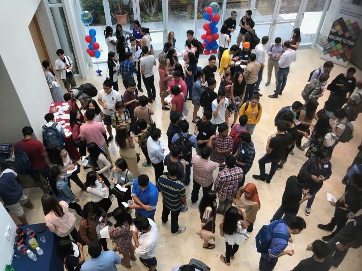 International Student Social Hour