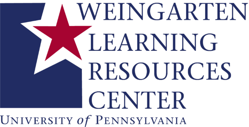 Image Logo of Weingarten Learning Resources Center