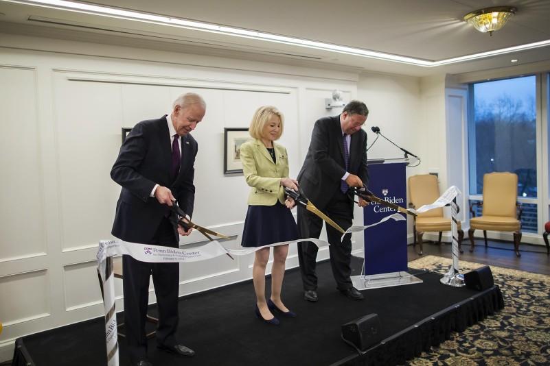 Penn Biden Center Launch