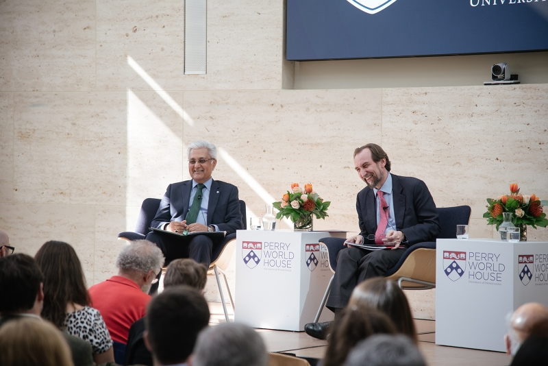 Global Shifts Zeid Ra'ad Al Hussein 2019