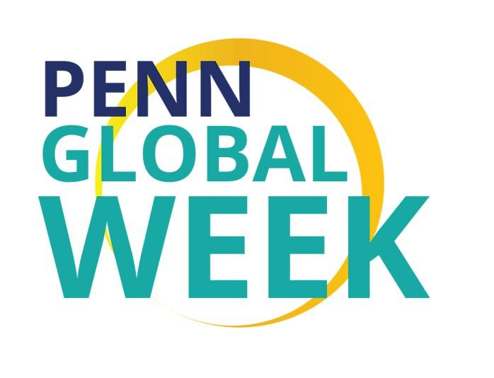 Penn Global Week Logo