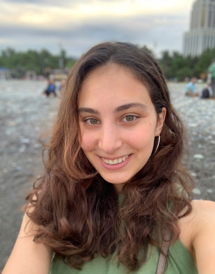 Headshot of Meri Kavtelishvili