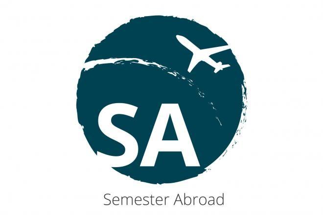 Semester Abroad Logo
