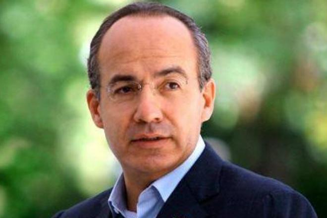 Felipe Calderon headshot