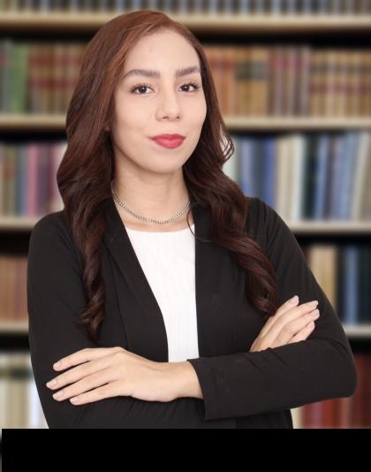 Headshot of Alejandra Soria Andrade