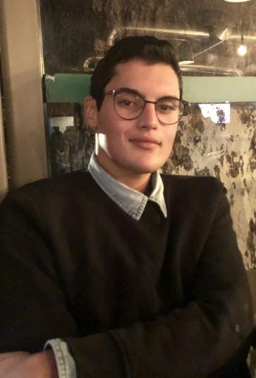 Headshot of Omar Ben Kaddour
