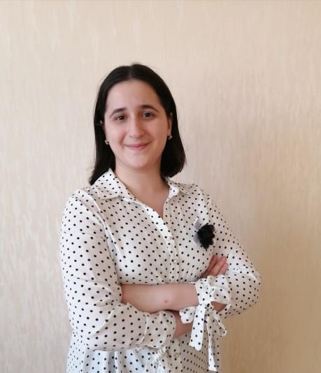 Headshot of Reyhan Jamalova