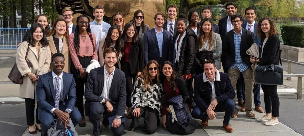 World House Student Fellows in NYC, October 2019