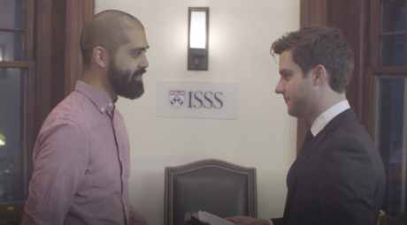 Snapshot of the ISSS commercial