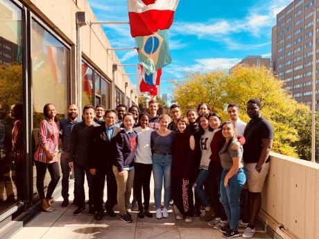 Penn World Scholars Reunion Fall 2018