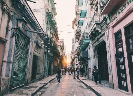 Image of Street in Havana