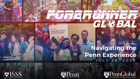 Forerunner Global Navigating the Penn Experience