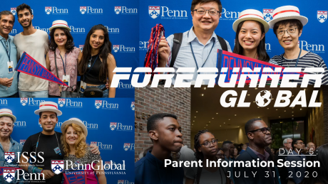 Forerunner Global Parent Information Session